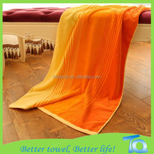 Bulk Buy From China Factory 100% Cotton Dyed Pattern Bath Towel