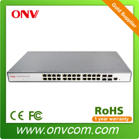 POE power managedment switch 24