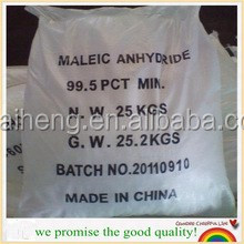 Coating Auxiliary Agents Used Chemical Material 99.5% Maleic Anhydride