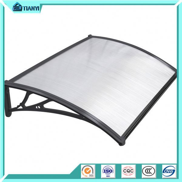 Overhead Canopy Metal Roof Clear Roofing Sheet Canopy Roofing