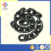 G80 Alloy Black Painted Link Chain