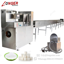 Commercial Used Coffee Jaggery Lump Candy Forming Cube Sugar Making Machine Production Line Sugar Cube Maker Machine