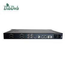 Advanced radio & tv broadcasting equipment MPEG-2/MPEG-4 AVC Contribution Magnum Encoder