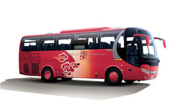 60 seater front engine used yutong bus sale