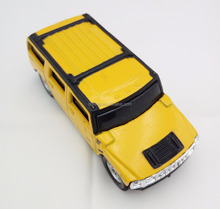 Cool cross-country metal car toy
