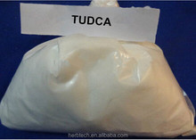 Pharmaceutical Raw Materials 99% Purity Tudca Powder Tauroursodeoxycholic Acid