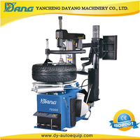 DAYANG T930S automatic help arm tilt back tyre changer for used tire shop equipment