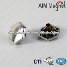 clothing magnetic clasp made from neodymium magnets