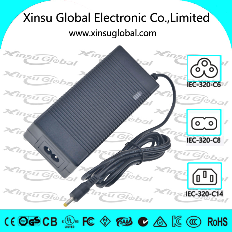 Japan PSE approved 12.6V 4A lithium ion battery charger