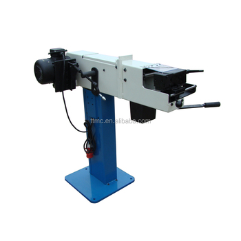 PRS-76 TTMC Tube and Profile End Grinder, Metal Polishing Machines