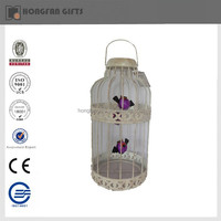 fashion hanging metal bird cage