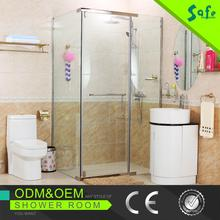 New design shower bath screen for wholesale