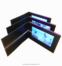 ETG Promotional Video Printing Books,TV In a Card For Medical Advertising