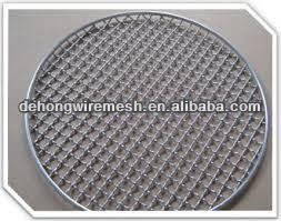Galvanized Barbecue Grill Wire or Stainless steel barbecue wire mesh exporter