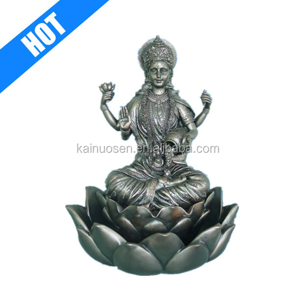 16inch height indoor and outdoor decorative indian god fountain