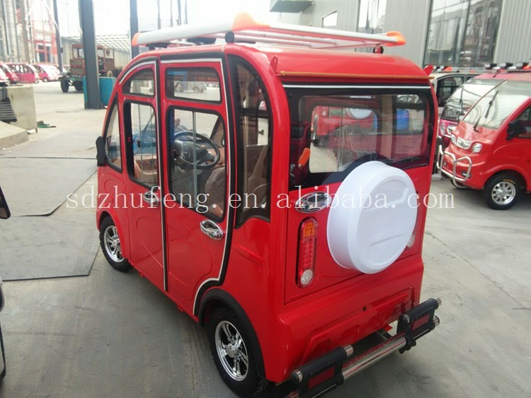 Best price 4 wheel tuc tuc electric motor rickshaw