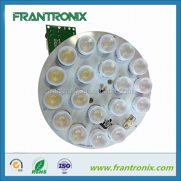 Hot led bulb pcb led pcb board chip on board led