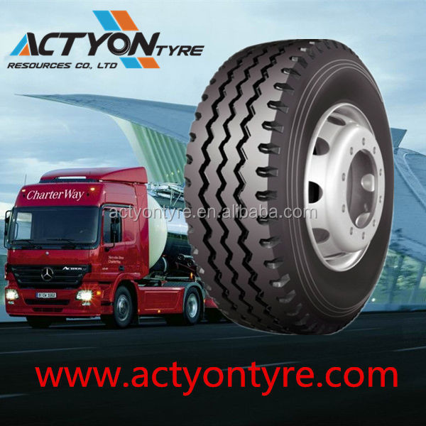 new tubeless truck tyre 1000R20