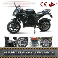 1500W Electric thailand exporter motorcycle