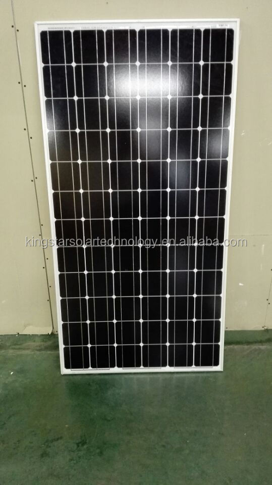 stock of High quality and Copetitive price monocrystalline 210W solar panels on sale/solar panel making machine/solar pv panels