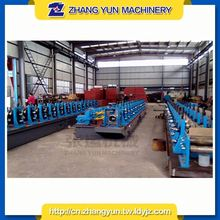 Automatic operating high speed CNC cold roll forming machine china