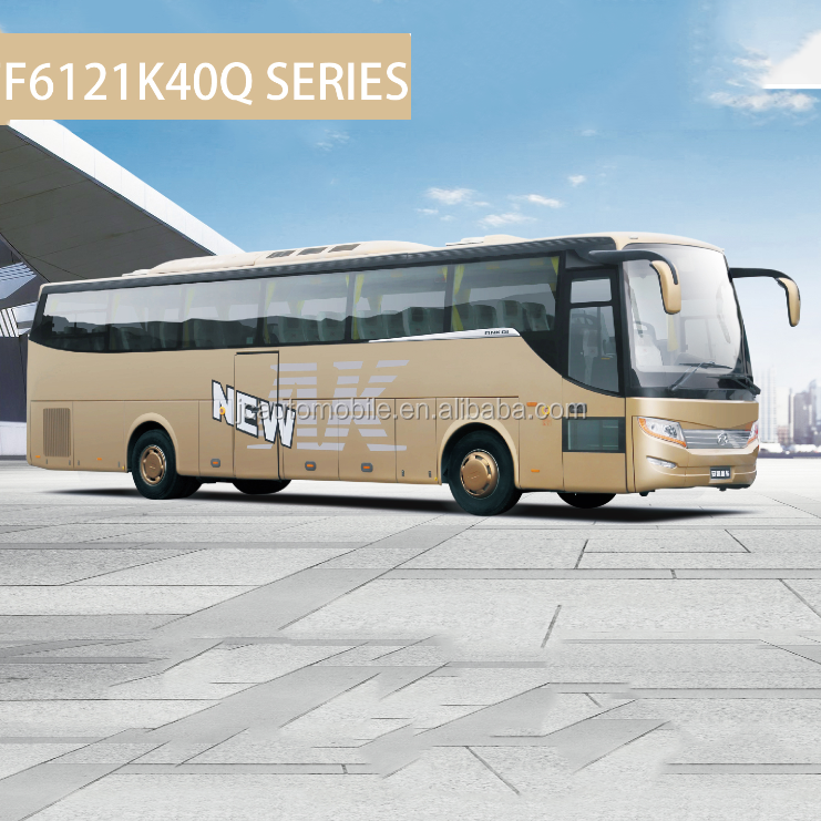 Luxury bus sale 9-11M 40-55 seats prices yutong bus
