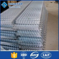 alibaba hot sale stainless steel crates weld mesh