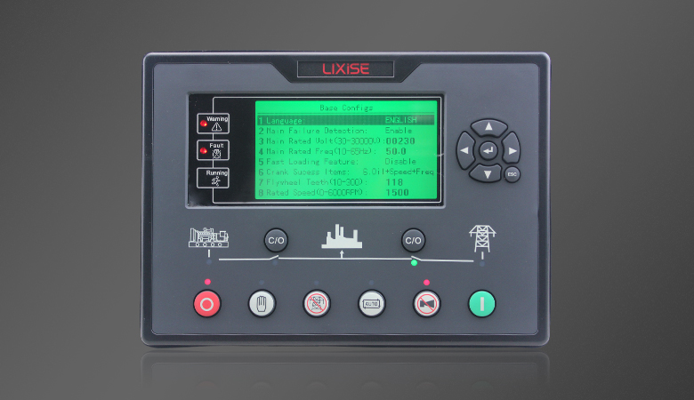 LXC7220 LIXiSE amf generator control ats module