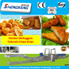 Christmas Fried drumstick making and frying production line