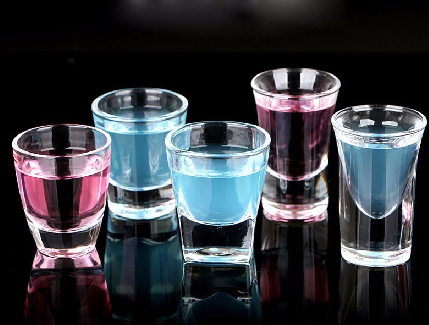 shot glasses!2014 haonai geliable glassware,tequila shot glass,shot glasses