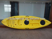 customized roto molded plastic kayak ,rotomolding moulder
