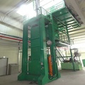 Customized Design Baler Machine for Recycled PET Staple Fiber Yarn Production Line
