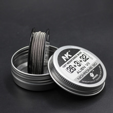 Sheen best price prebuilt wire 10ft alien clapton wire Ni80 heating resistance wire for vape