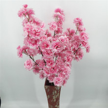 factory wholesale artificial flower,home or wedding decoration fake flower, silk flowers artificial wall
