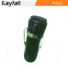 hot rechargeable aluminum usb led travel light / securitying outdoor waterproof led headlamp