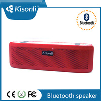 Hot Sale Portable Wireless Power Bank Bluetooth Speaker With 100mAh Lithium Battery