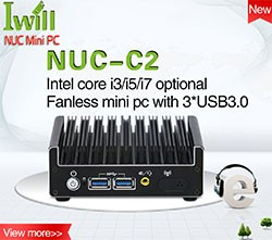 J1900 N3 Mini PC Ubuntu, PC Desktop, Barebone PC
