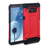 Tough Hard Armor Hybrid Rubber Shockproof Case for Samsung S8 S8 Plus