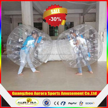 Best popular inflatable body zorb bumper ball cheap on sale