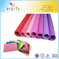 Thin Foam Colorful Rolls Rubber Eva