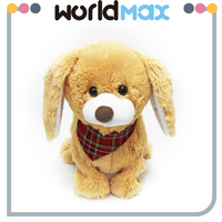 Interactive Battery Operated Plush Walking Dog Toys