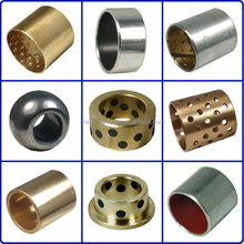 all kinds of sintered self-lubricating copper brass oilless bearing,oiless bronze bearing,sliding bearings