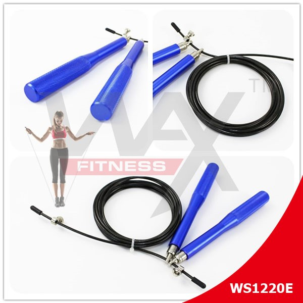 Weighted Exercise Aluminum Handle Jump Rope