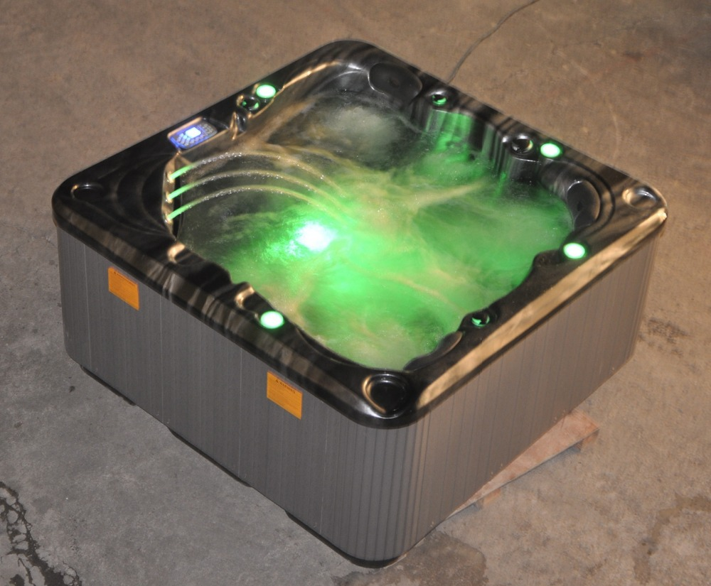 Ariestech acrylic portable hot tub JCS-28