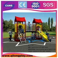 High Quality kids luxury playground outdoor