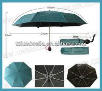 All Types of Umbrellas Rain Gear in Green
