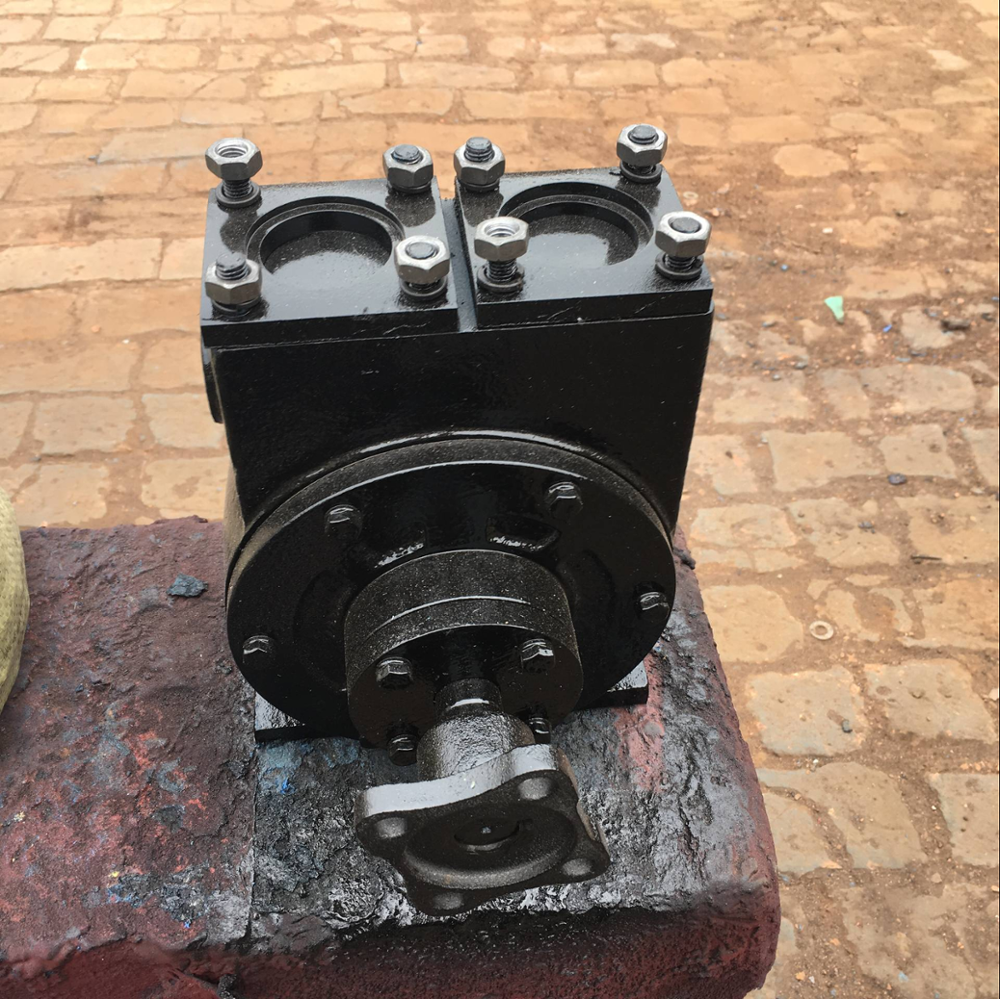 YPB series car engine drive diesel fuel oil vane pump