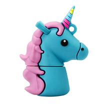 Wholesale 2G 4G 8G 16G 32G 64G 128G Unicorn USB flash drive