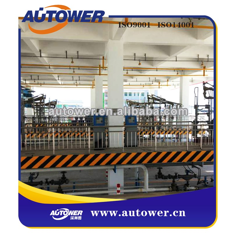 LPG Filling Station skid mounted system from China