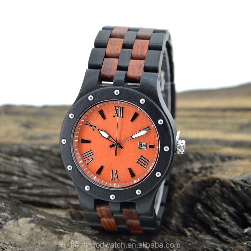 OEM Luxury Men Watch With Japan Mvmt New Cool Men Wooden Watches Buy Bulk From China